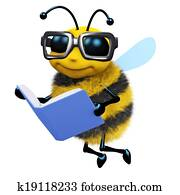 3d Bee student