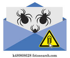 Caution with Email Attachment