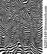 Zebra print background closeup