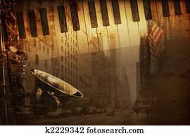 Broadway music