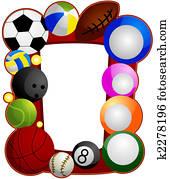 Ball Sports Frame