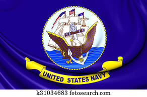 United States Navy Flag