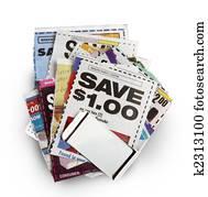 Coupon savings