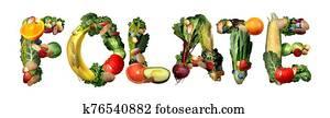 Folate Vitamin
