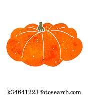 Courge clip arts et images 6 766 courge la recherche d illustrations et clip arts du commerce - Dessin courge ...