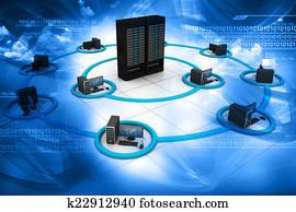 datanettverk kryssord