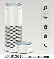 What is smart speaker