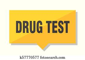 drug test price tag