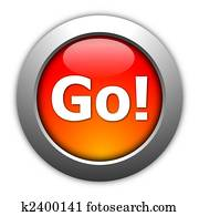 go or start button