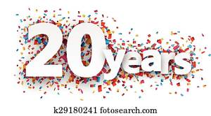 business anniversary clipart and illustration 42 820 business