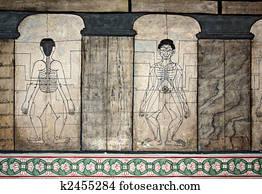 Ancient tai massage instructions