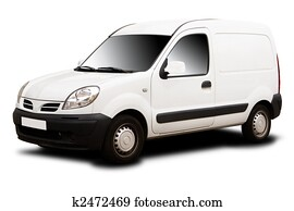 Small Delivery Van