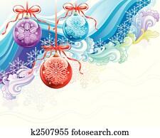 Christmas Ornate
