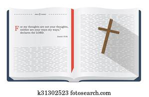 Bible verses about God's mind