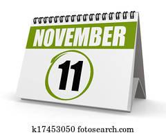 November 11, Veterans Day