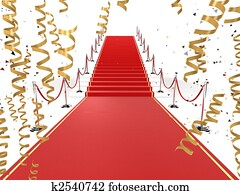 celebration carpet