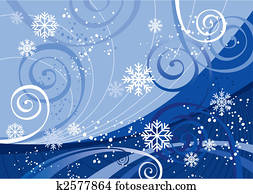 Winter Holidays (vector)