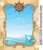 sailing background