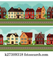 Cottages Photos Our Top 1000 Cottages Stock Images