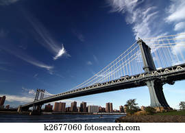 a picture of a new york bridge