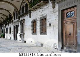 Details of renaissance architecture