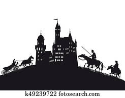 Ritter-Burg