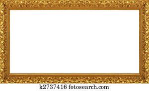 Frame decorative