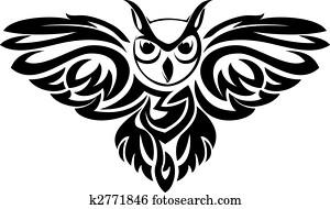 eule, symbol
