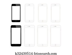 Apple iPhone 6s Plus and 6s series smart phone