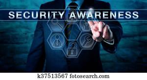 Consultant Pressing SECURITY AWARENESS