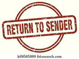 Best option for return to sender