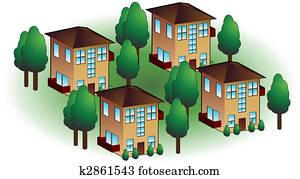 Neighborhood Apartments