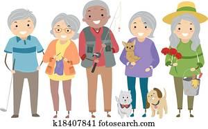 Senior Citizens Activities