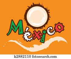 Mexican coconut
