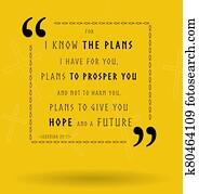 Best Bible quotes about God's plans