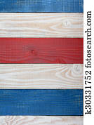 Red White and Blue Boards