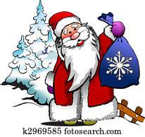 weihnachten, -, jahreswechsel