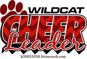 wildcat cheerleader