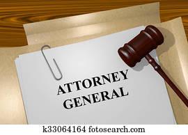 Attorney General concept