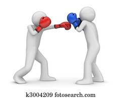 Atack and defence in boxing!