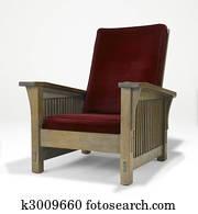 künste handwerke, eiche, stuhl