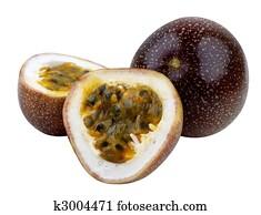 Passion Fruits.