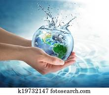 water conservation planet