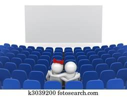 Date in cinema