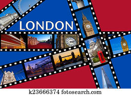 LONDON Film Strips