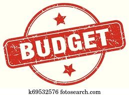 budget, zeichen