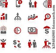 Business Financial // Redico Series