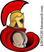 trojan, krieger