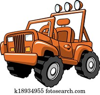Jeep Clipart | Our Top 1000+ Jeep EPS Images | Fotosearch