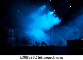 Stage In Lights 5